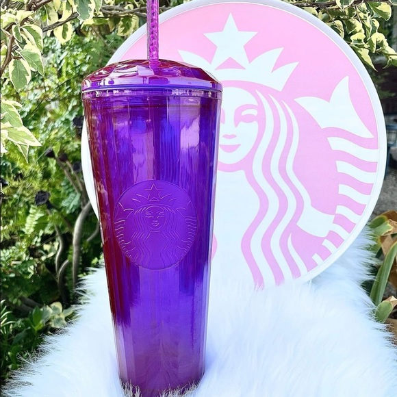 Starbucks Purple Dome 2021 Tumbler